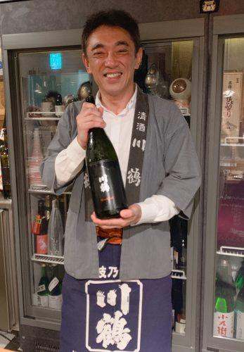 川鶴の川人社長